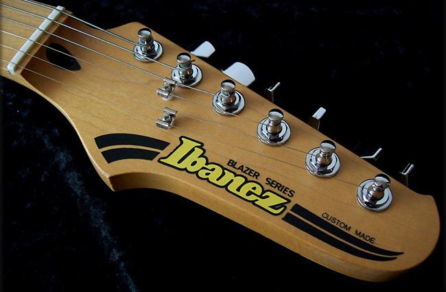 prezentarea prima rata la câteva zile distanță HnZ-GuitarZ - Ibanez Blazer Reissue BL100BY 1996