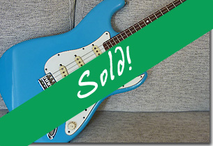 Fender Squier Japan (90-ties)