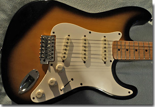 Vester Stage Series Strat (90-ties)