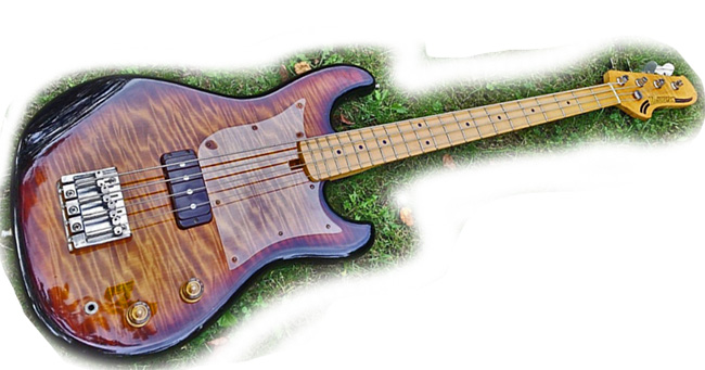 Ibanez Roadster Bass (RS800 - rond 1980)