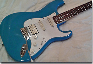 (Fender) Squier Japan (1993)