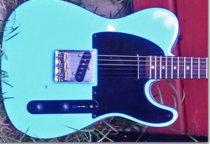 Vester Stage Series Tele (90-ties)